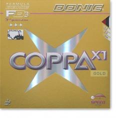 Donic Coppa X1 Gold - VÝPREDAJ