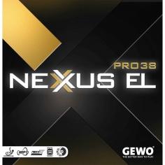 Poťah Gewo Nexxus EL Pro 38