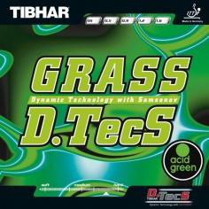 Poťah Tibhar Grass D.Tecs ZELENÝ